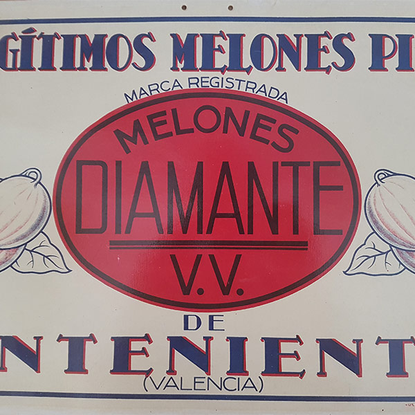 Melones Diamante